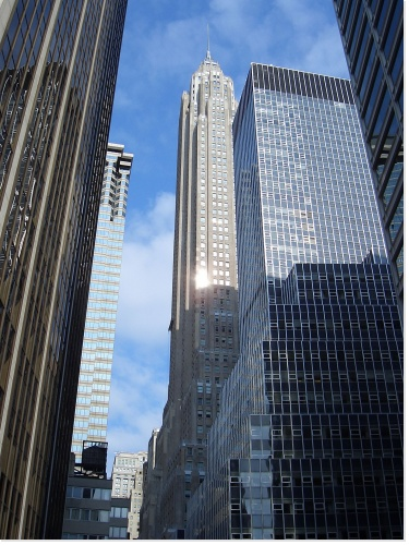 Photo newyork for Building sans fenetre new york