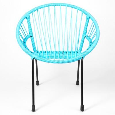 chaise bleue pour une nouvelle déco rentrée 2014