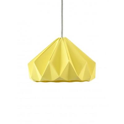 lampe jaune tendance déco 2014